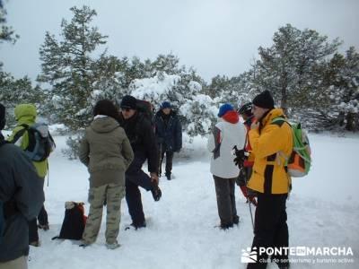 La Fuentona - Sierra de Cabrejas; grupos de montaña madrid; madrid senderismo
